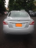 Nissan Altima finished