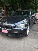 BMW 7 SERIES WRECKED