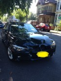 BMW 3 SERIES WRECKED