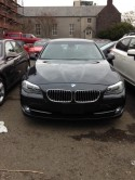 BMW 528i finished