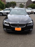 BMW 550I AFTER PHOTO