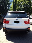 BMW X5 after repair photo