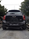 2014 Mini Cooper rear ended
