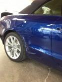 Audi A5 Before photo