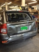 Before photo of Jeep Cherokee